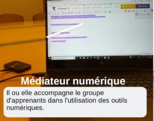 médiateur numérique