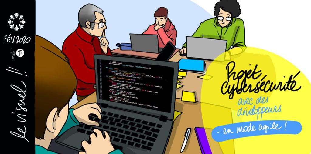 Méthodes agiles et cybersécurité