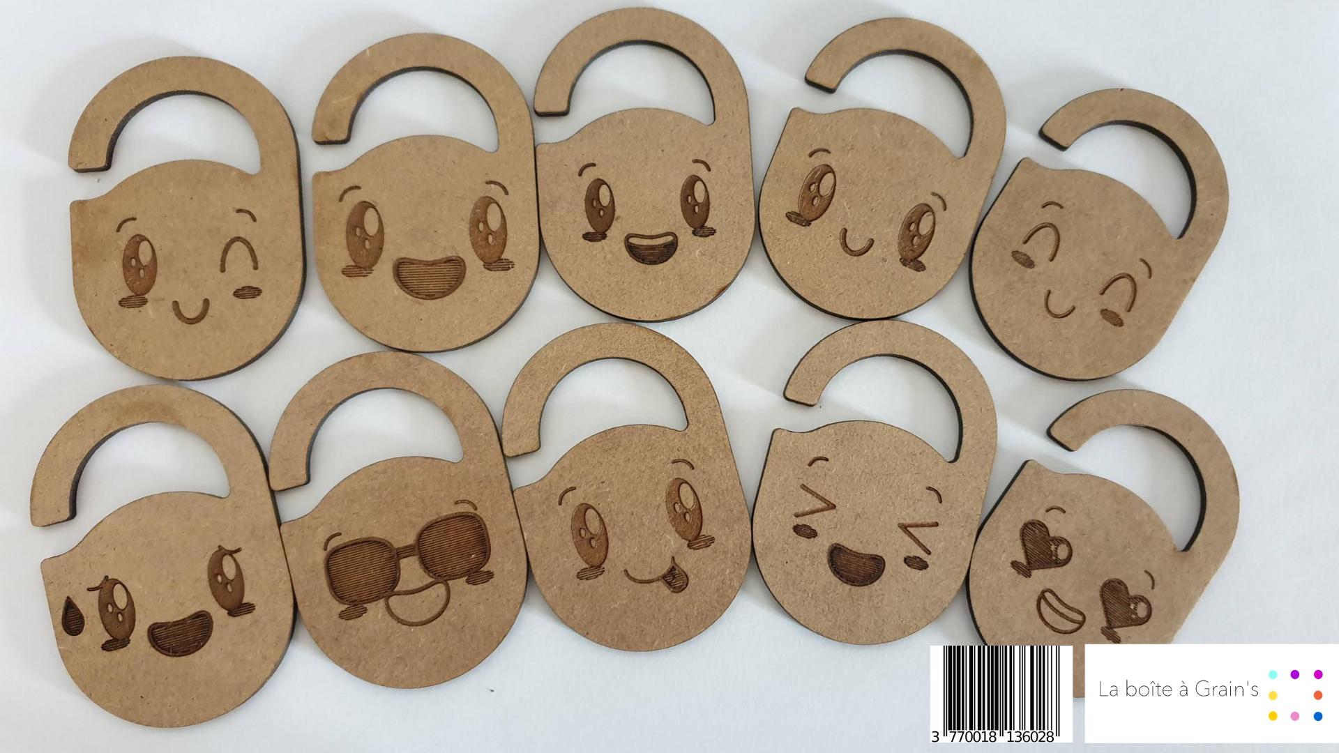 distributeur de sourires
