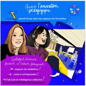innovation pédagogique dans les espaces de formation